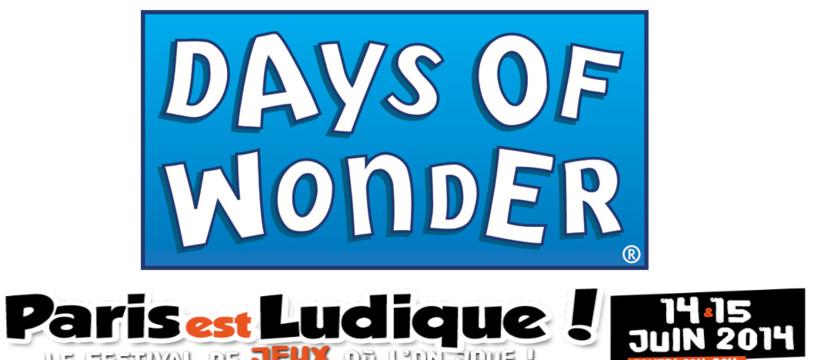 DAYS OF WONDER EST LUDIQUE