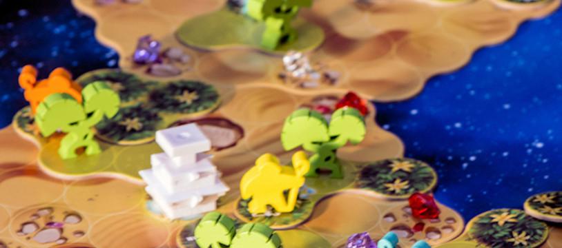 Sur le Vif! Review de Ishtar-Les jardins de Babylone : Superbe, subtil et tendu!
