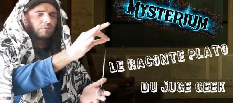 Mysterium Le raconte plato