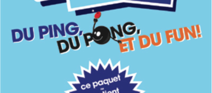 Goof Pong, le Ping Pong devient dinguo