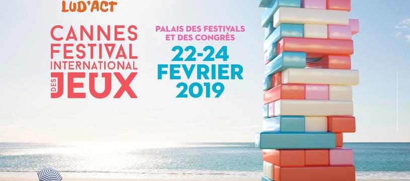 Lud'Act soufflera sa première bougie à Cannes !