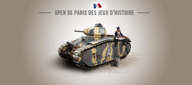 Open de Paris des Jeux d'Histoire 2018