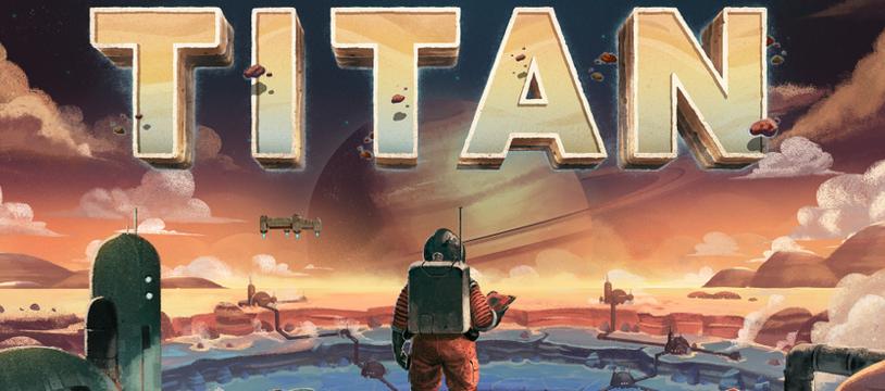 Carte Postale de TITAN: Carnet d'auteur 1/4
