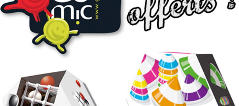 2 concours Gigamic sur Tric Trac
