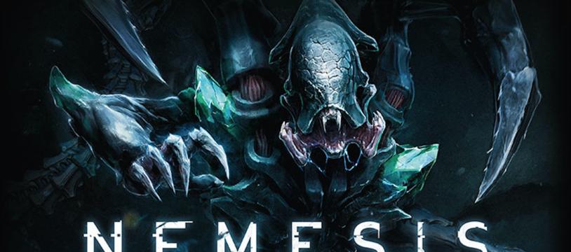 Nemesis : précommande OUVERTE (quantité limitée)