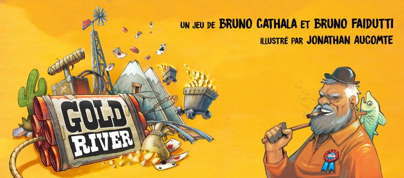 [GOLD RIVER] De la fièvre à la Rivière ! Le retour 2 des Bruno !