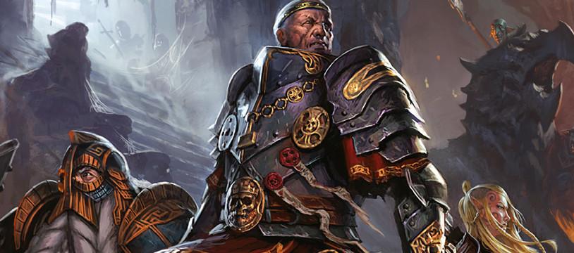 Warhammer Quest: Le Jeu d'Aventure - Sous les cartes, le Donjon...