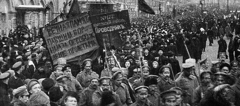 [Dual Powers : Révolution 1917] Modelez votre mère patrie, (ré)écrivez l'histoire de la Russie !