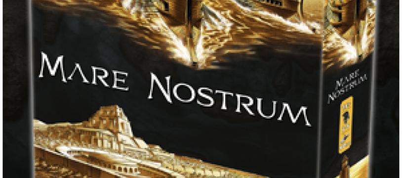 Mare Nostrum – les coulisses
