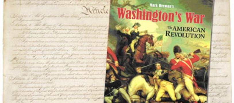 Washington's War arrive