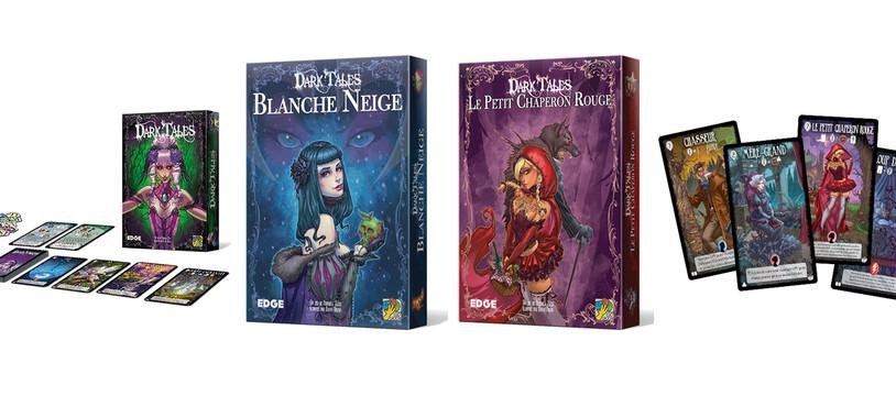 Dark Tales : Blanche et Rouge sont sur un bateau !