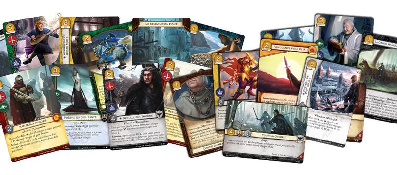 Le Trône de Fer: Le jeu de Cartes, 2ème édition - La bataille continue