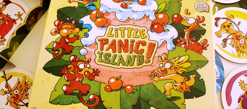 Critique de Little Panic Island !