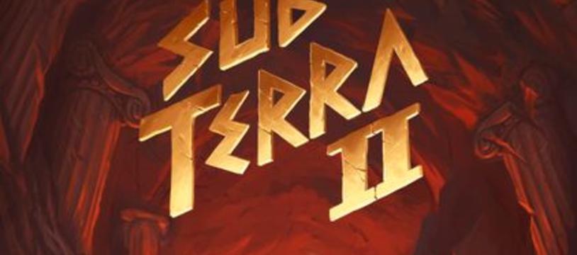 Sub Terra 2 arrive sur Kickstarter