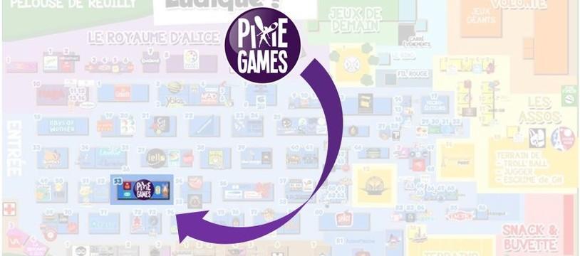 PEL 2018, Vous reprendrez bien un peu de Pixie Games ?