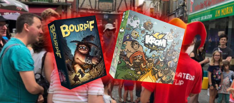 Bourpif & Krom : l'amour du bazar au FLIP !