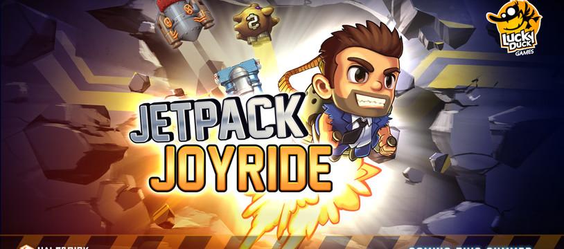 ⚠ ATTENTION ⚠ Décollage imminent ! Accrochez vos Jetpack, ça va décoller !