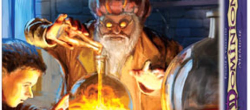 Alchimie, une petite extension pour Dominion