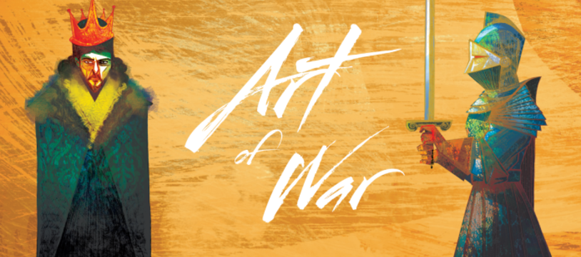 Art of War Deluxe : Here comes a new challenger ! Le 25 Juin sur Kickstarter.