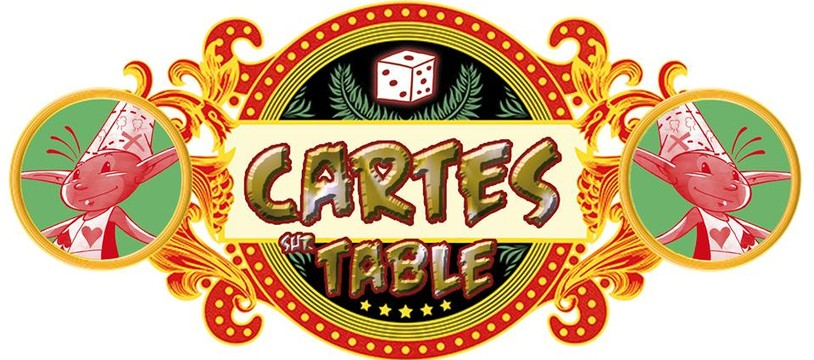 Rencontre-Dédicaces : à vous de jouer Cartes sur Table !