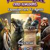 Valeria: Card Kingdoms - Expansion Pack #3 -  Agents