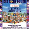 Le Festival des Fous du Jeu (6ème Edition)