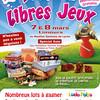 12ème Festival Libres-Jeux