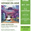 """Soirée jeux """"voyage en asie"""""""