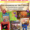 Soirées Jeux Lyon 8