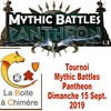 Tournois Mythic Battles : Pantheon 1.5