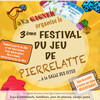 3ème Festival du jeu de Pierrelatte