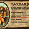 Defenders of the Realm - The Barbarian