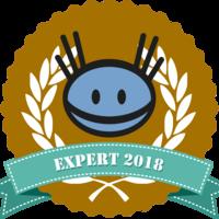 Expert 2018