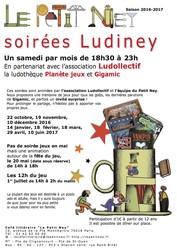 Soirée Ludiney