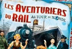 Tournoi gratuit des aventuriers du rail autour du monde (Days of Wonder)