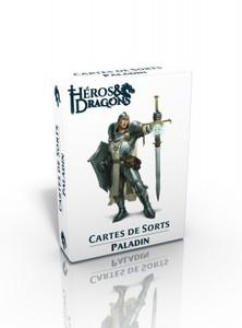 Héros & Dragons - Cartes de sorts - Paladin