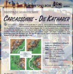 Carcassonne : Die Katharer