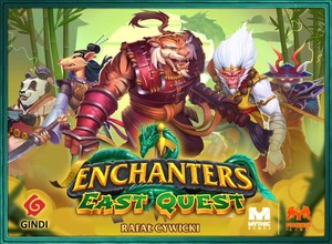 Enchanters: East Quest