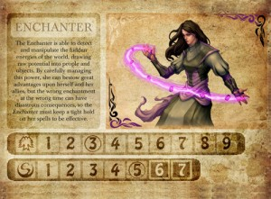 Darkest Night: Enchanter