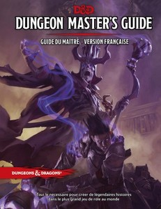 Dungeons & Dragons 5e -  Guide du Maitre  - VF