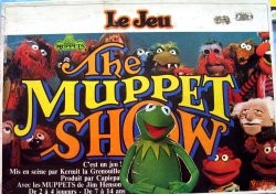 The Muppet Show - Le Jeu