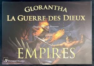 Glorantha: La Guerre des Dieux - EMPIRES