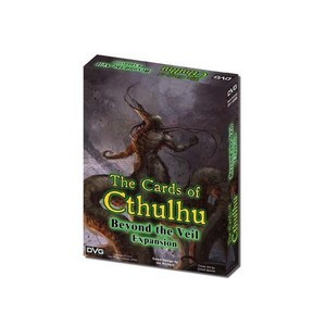The cards of Cthulhu : Beyond the Veil Expansion