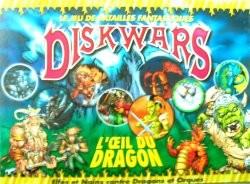 Diskwars - L'œil du Dragon