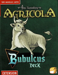 "Agricola - Extension ""Bubulcus Deck"""