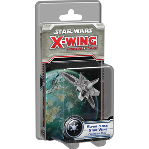 X-Wing : Jeu de Figurines - Star Wing de classe Alpha