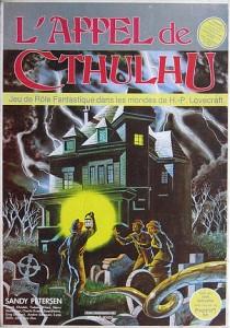 L'Appel de Chtulhu (2ème édition) - Livre de base
