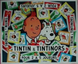 Tintin et les tintinors