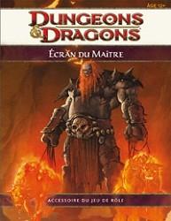 Dungeons & Dragons 4 : Ecran du Maître