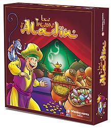 Les trésors d'Aladin